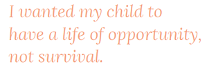 Emma's Adoption Story
