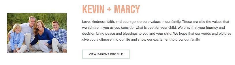 Parent Profiles