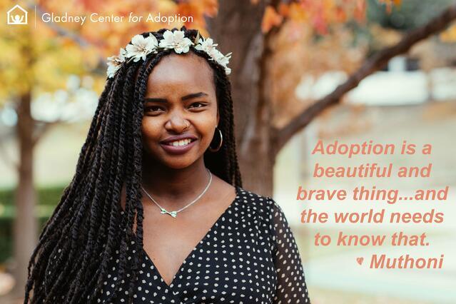 Adoption Stories by Gladney - Muthoni