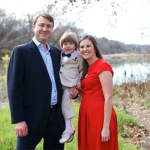 Parent Profiles - Sarah & Zac